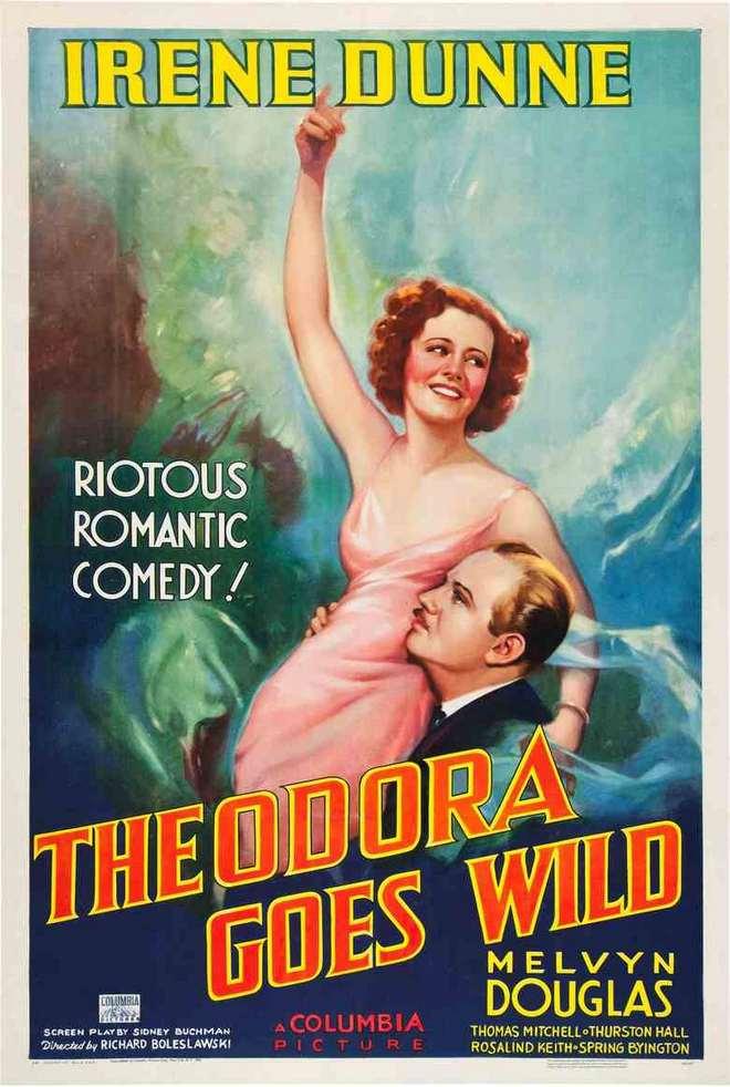 Theodora-Goes-Wild