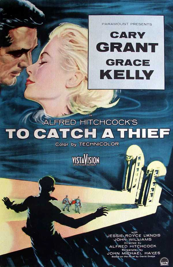 Poster - To Catch a Thief_01